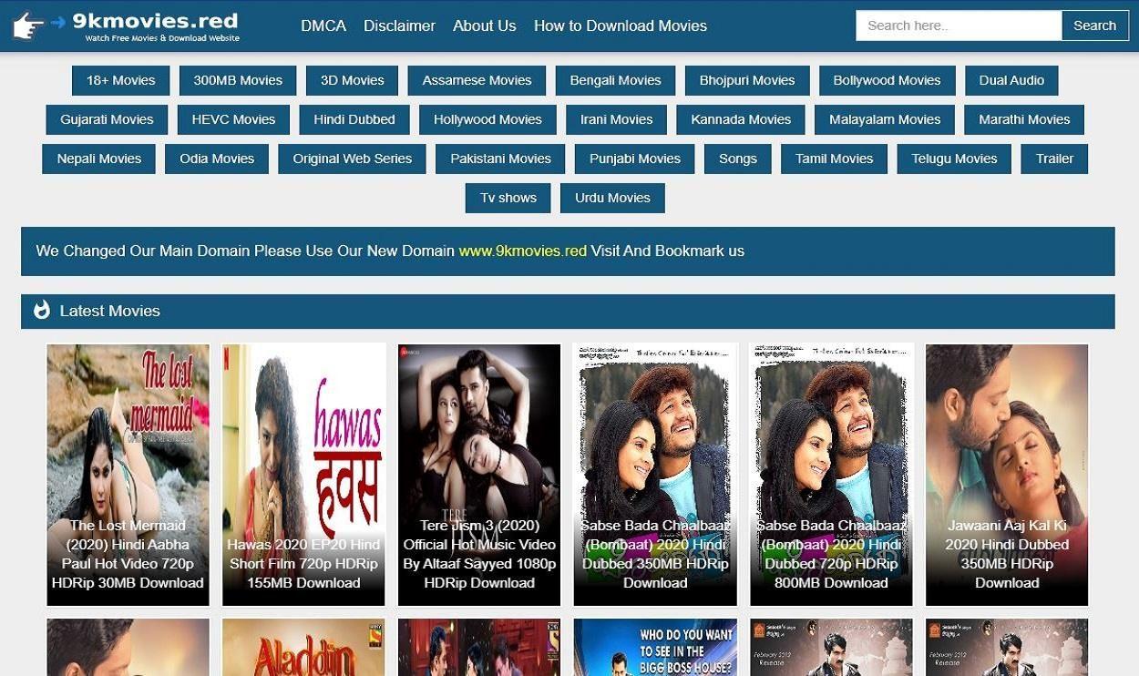9kmovies Movies Website 2021 – Watch TV-Series Online Free
