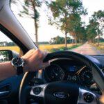 Generic dashboard of a car