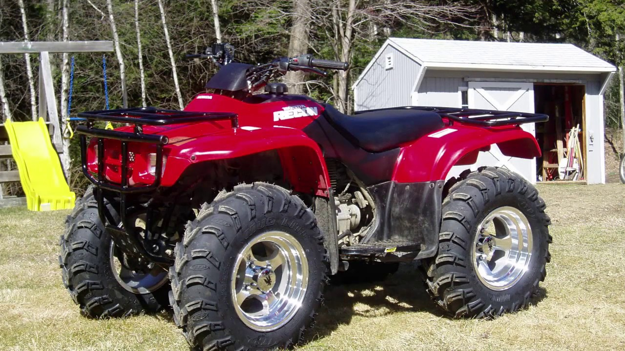Best ATV Tires For The Rocky Mountains